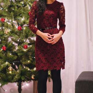 Wilfred Lace Dress