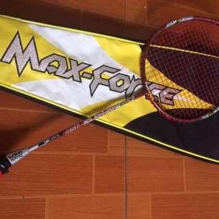 Blacknight badminton racket