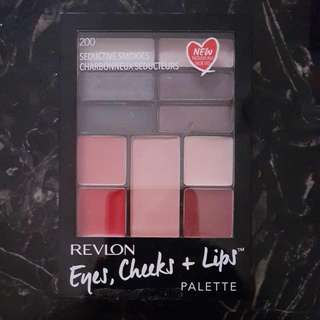 Revlon Eyes Cheeks Lips