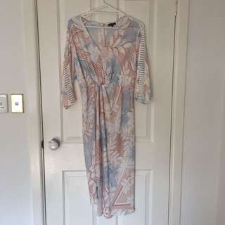 Size 12 Sheike Maxi dress