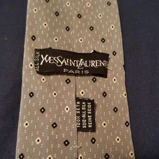 YVES SAINT LAURENT Paris Tie