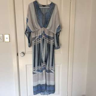 Size 12 Boho Sheike Dress