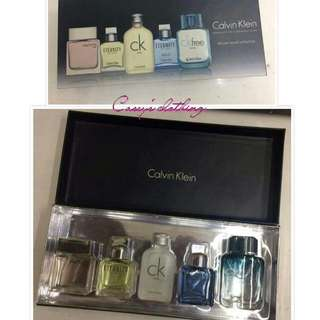 Calvin Klein Deluxe Travel Travel Collection For Men