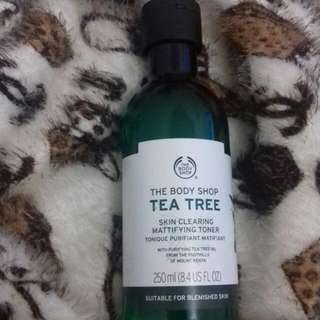The Tree The Body Shop