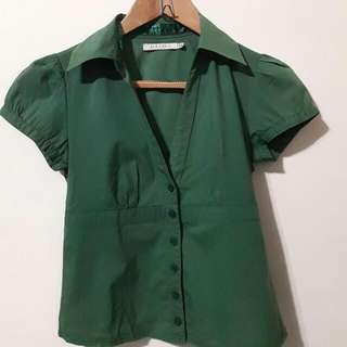 Authentic Bershka Blouse Small