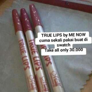 TRUE LIPS by MENOW.