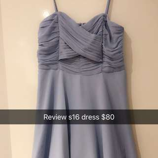 Review s16 Dress
