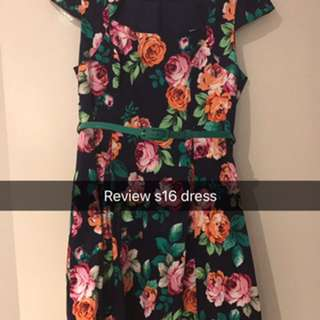 Review s26 Dress