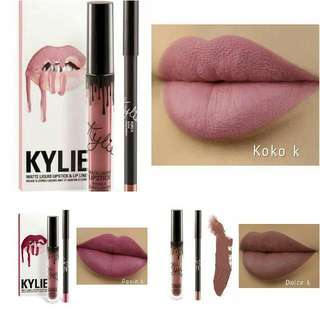 Kylie Matte With Lip Liner