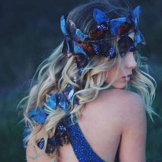 Fairy Butterfly Crown