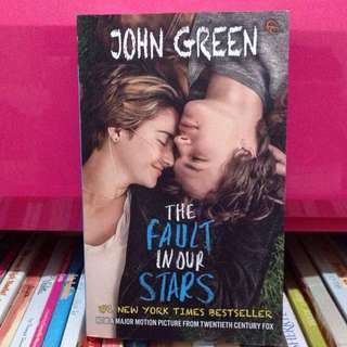 the fault in our stars (bahasa)