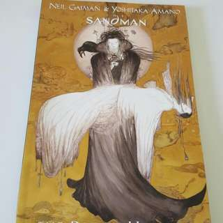 Sandman, The Dream Hunters by Neil Gaiman & Yoshitaka Amano