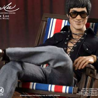 Bruce Lee Casual Wear Hot Toys