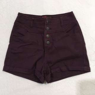 Newlook Highwaist Short