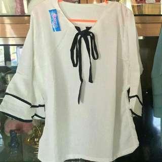 DRESS PUTIH #jatuhharga