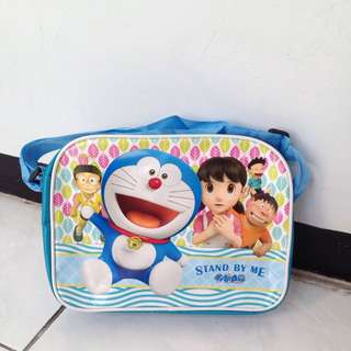 Tas Selempang Doraemon