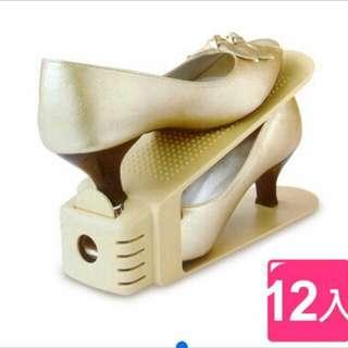 🚚 女鞋收納架9入