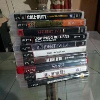 Ps3 Games Playstation 3 Games