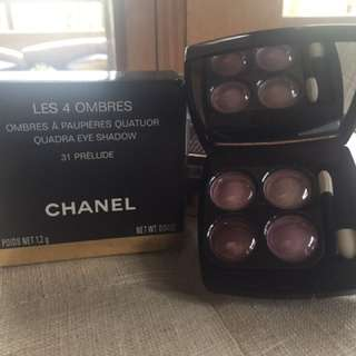 Chanel  Les 4 Ombres #31 Prelude