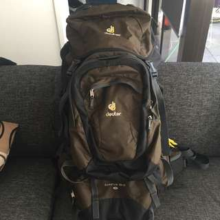 Deuter Quantum 55+10 Backpack