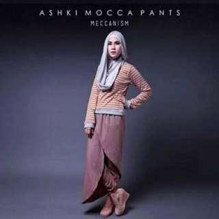 Ashki pants meccanism