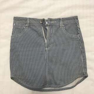 Wrangler High Waist Skirt