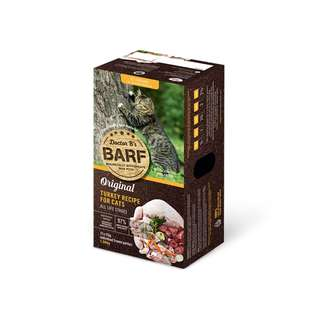 Dr B's BARF Genuine R.A.W. Turkey for Cats