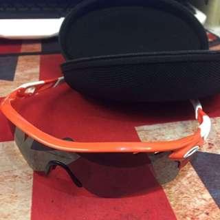 Oakley Radarlock Path(blood Orange)