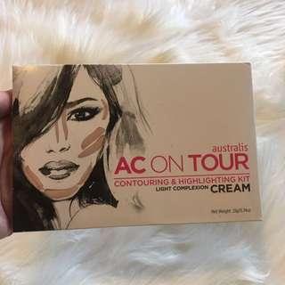 Australis AC ON Tour Contouring & Highlighting Kit