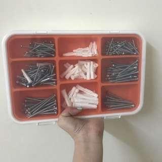 《9成新》IKEA 工具盒