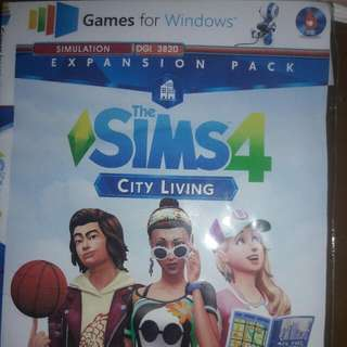 CD Game The SIMS 4
