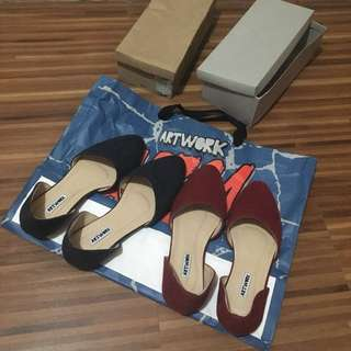 ARTWORK Doll Shoes