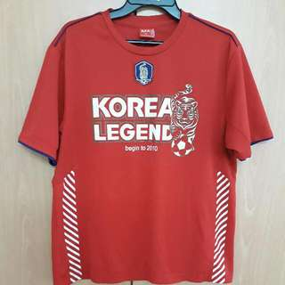 Korea Legend Jersey