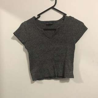 Replica American Apparel Crop Top