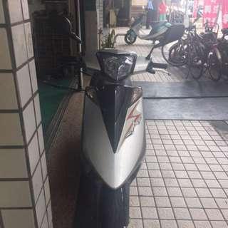 Suzuki100cc小刀