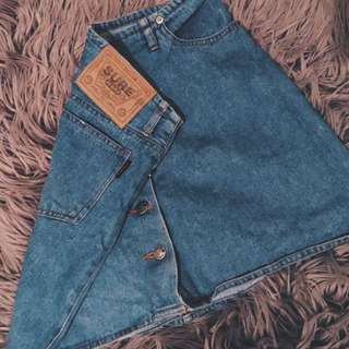 SURE Jeans Denim Skirt