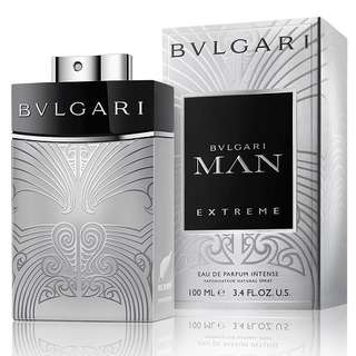 BVLGARI MAN EXTREME INTENSE EDP FOR MEN