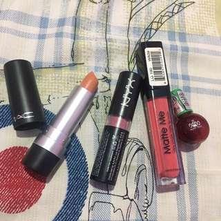Udah Kebanyakan Lipstic Bosen Sama Warnanya 65RB For ALL ITEM