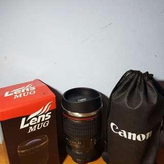 Mug lensa Canon Ef25-105mm (stainless Steel)