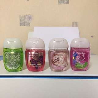 Bath And Body Pocketbac