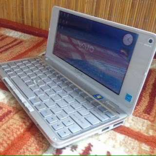 Sony Vaio Pocket VGN P33GK