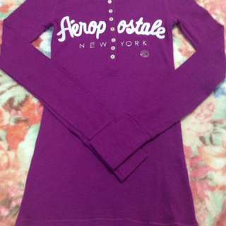 Authentic Aeropostale Long Sleeve for Teens