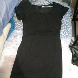 Medium Black Pd & Co. Dress.(repriced)