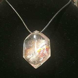 天然異象水晶石