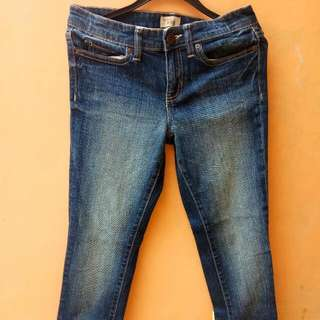 GAP Blue Jeans Skinny Fit (26)