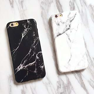 LOOKING FOR: Iphone 6s black marble casing