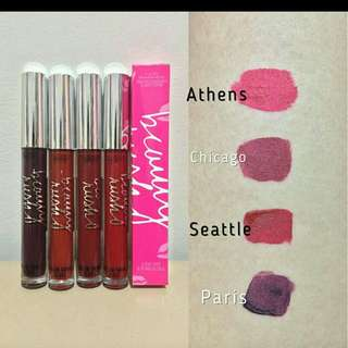 Victoria Secret Beauty Rush Matte Lip Cream