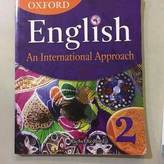 OXFORD English 2 An International Approach