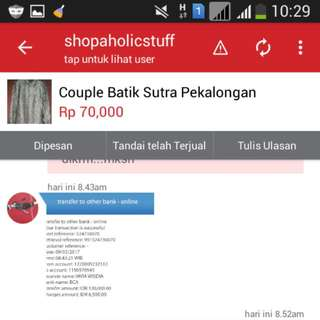 # Testi Transfer dr Custmr