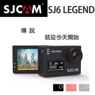 SJCam SJ6 LEGEND 運動攝影機-經典黑